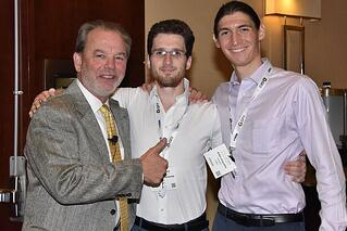 Lippman Connects President Sam Lippman with Feathr's Aleks Levental and Aidan Augustin