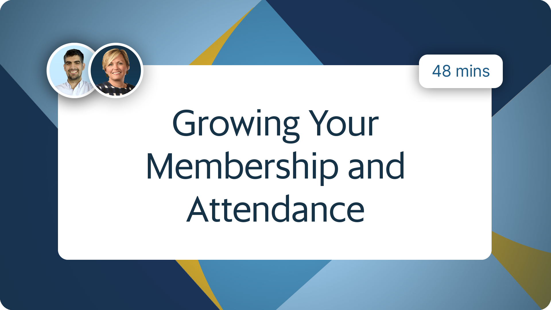 Growing Your Membership & Attendance