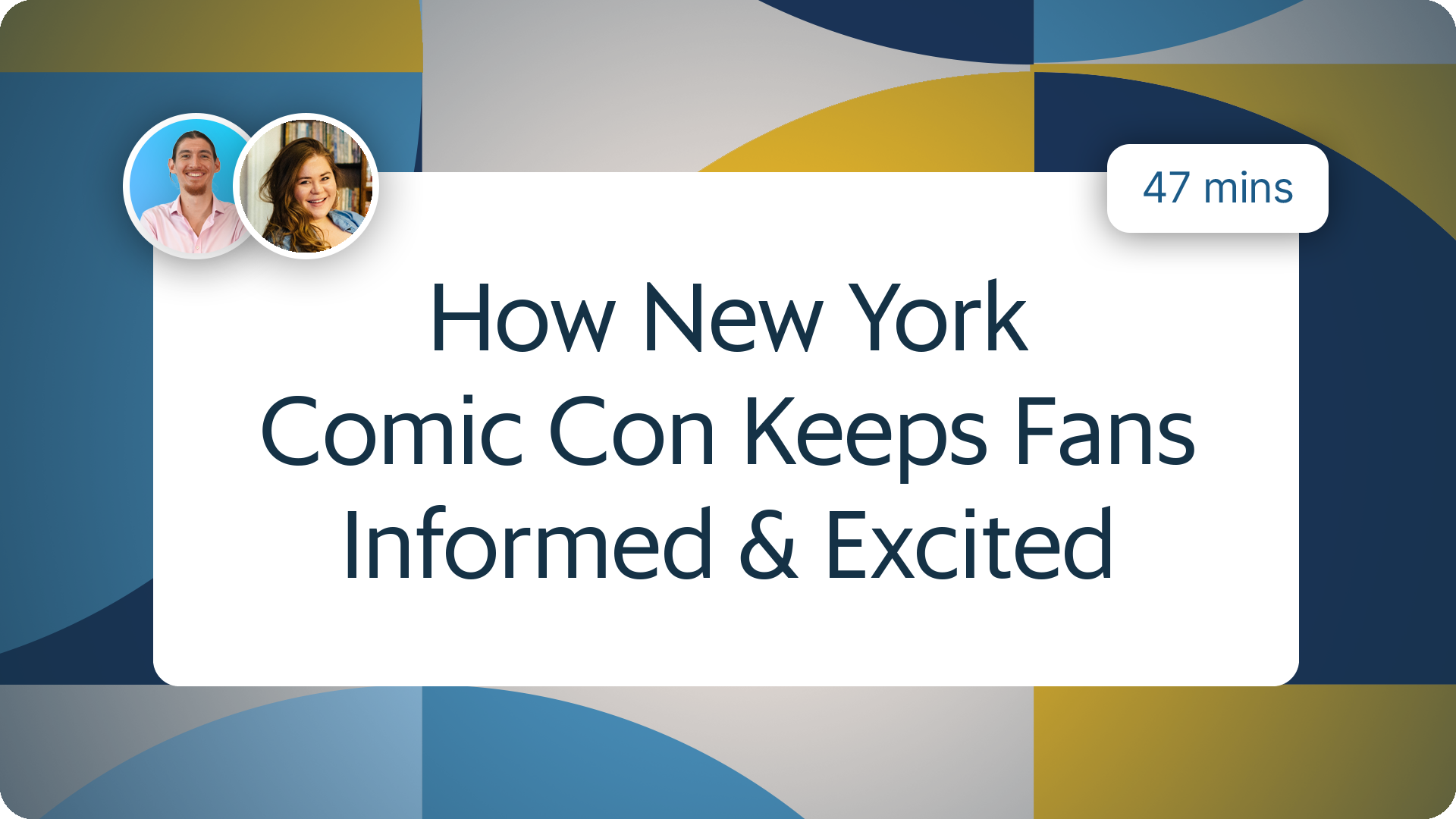 How New York Comic Con Keeps Fans Informed & Excited