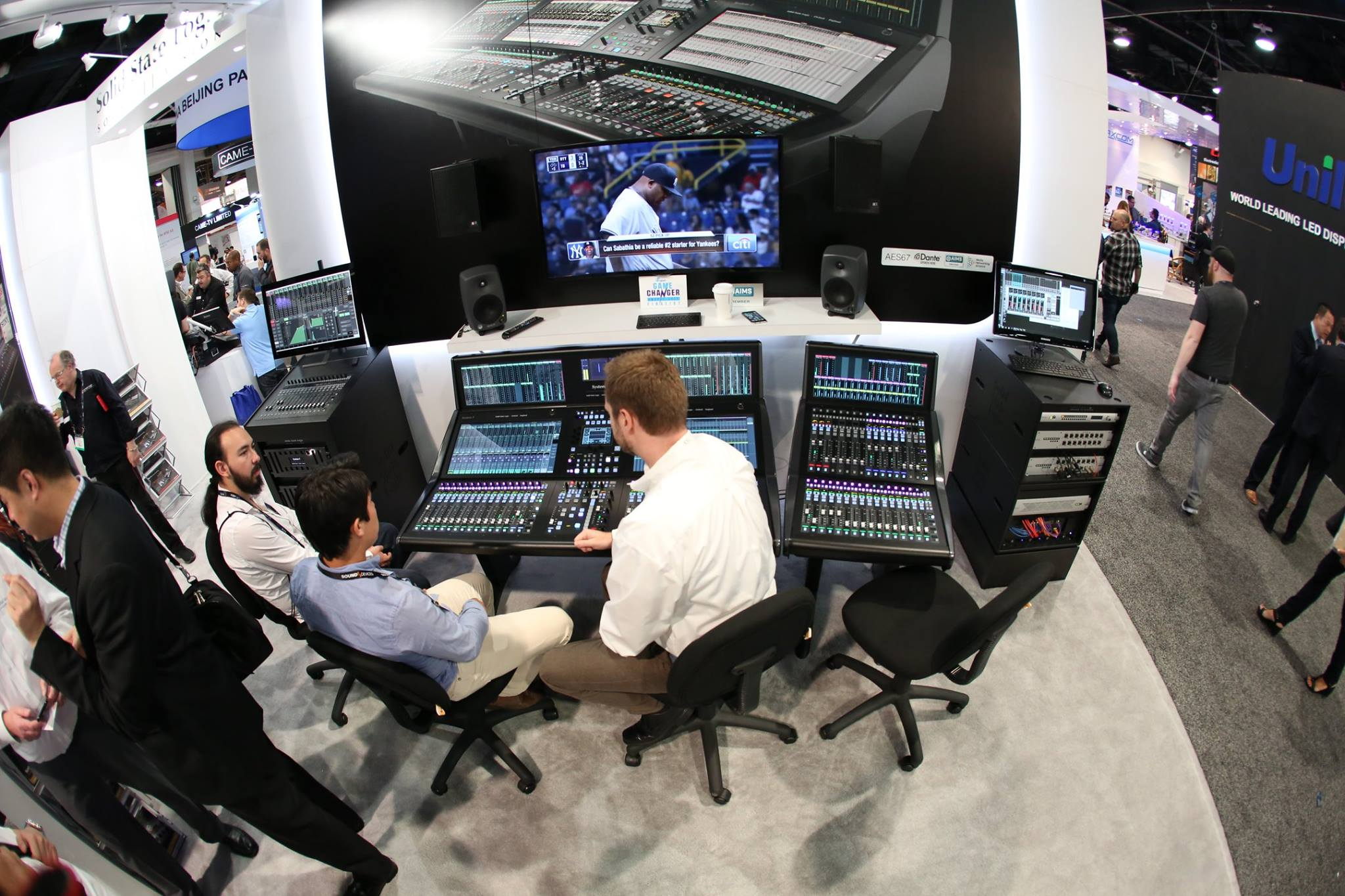 Case Study Preview- The 2018 NAB Show earns 3K+ registrations using Feathr