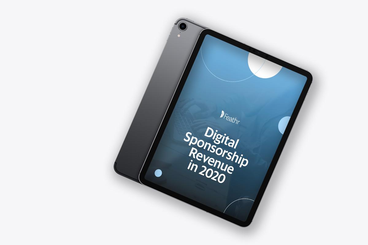 EBOOK-New Ways to Generate Digital Sponsorship Revenue in 2020