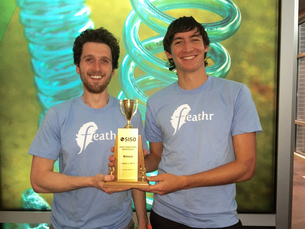 Feathr's Event Marketing Cloud Wins SISO