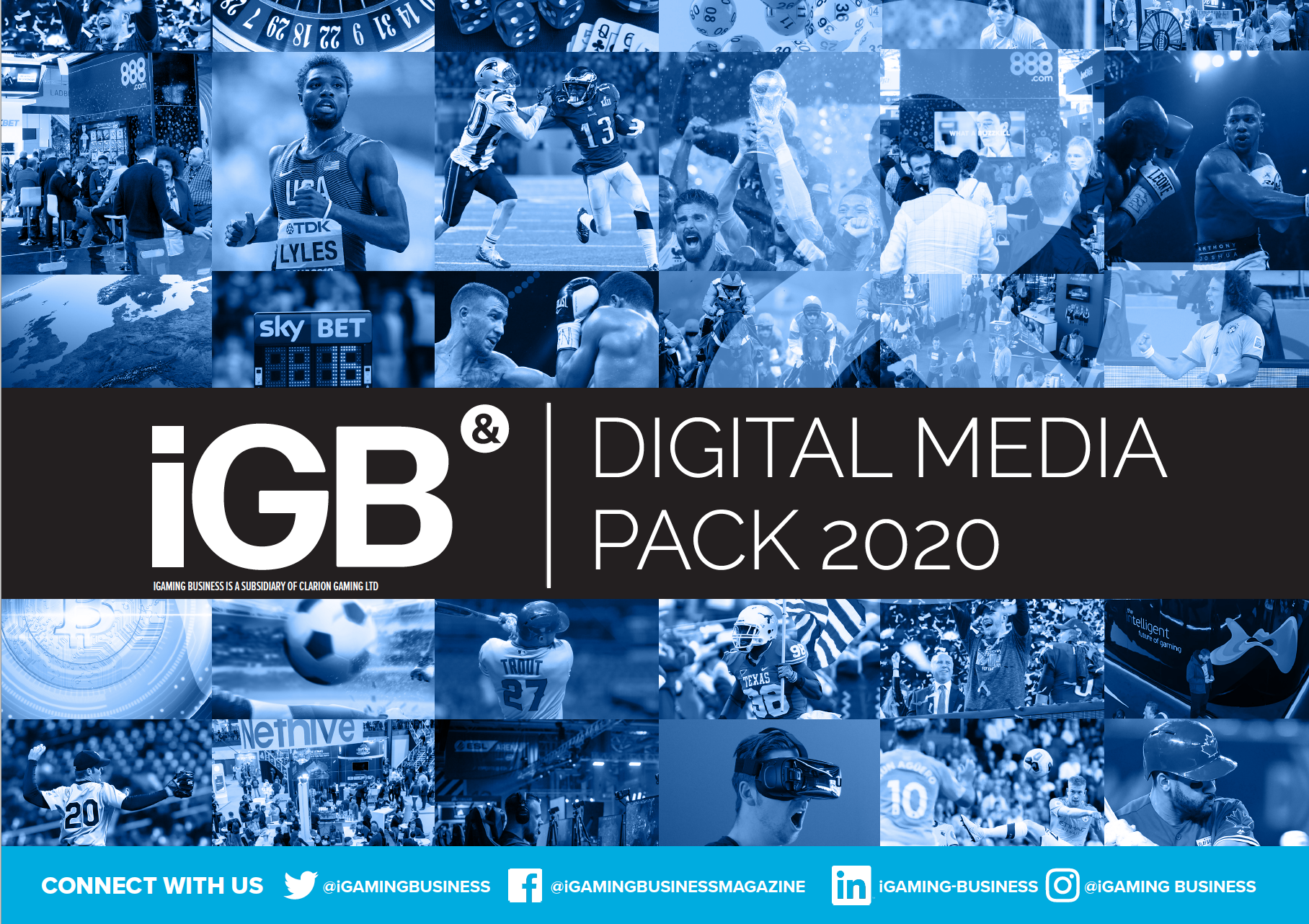 iGB Digital Media Pack 2020