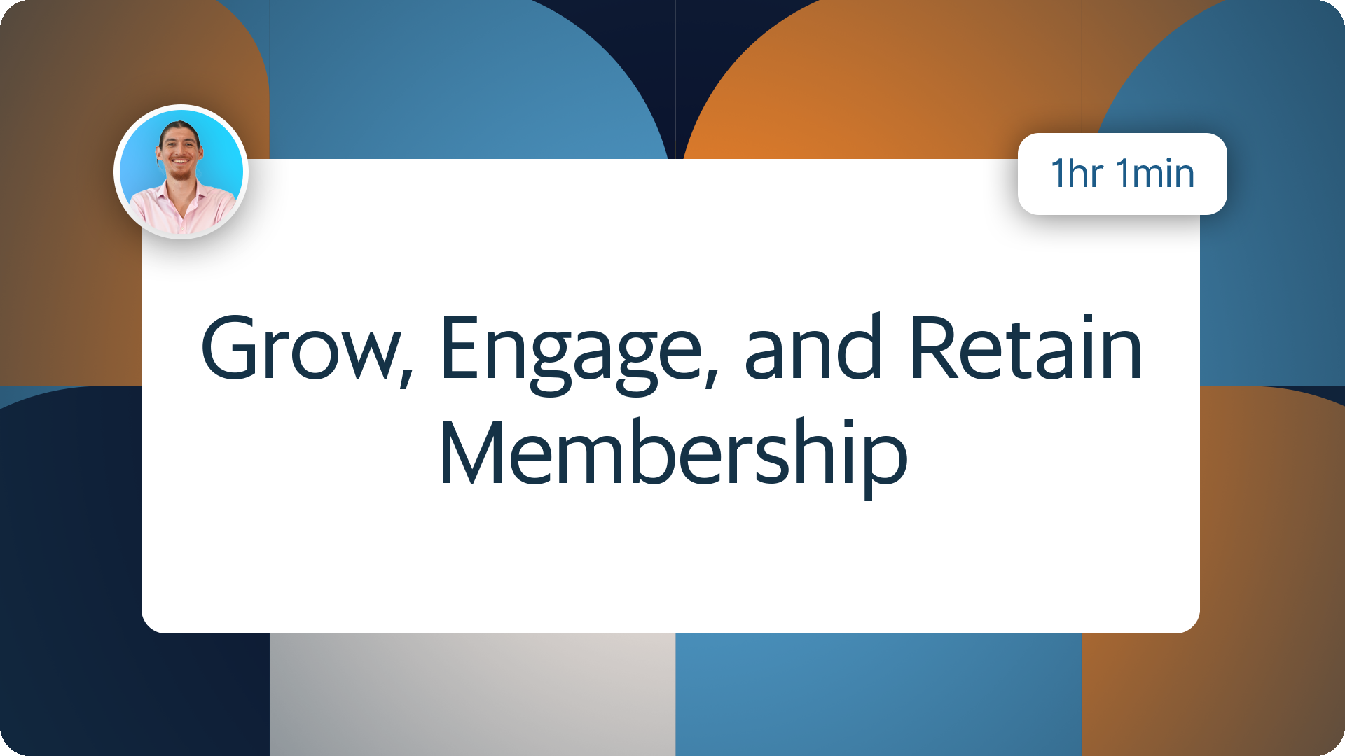 Grow, Engage, and Retain Membership