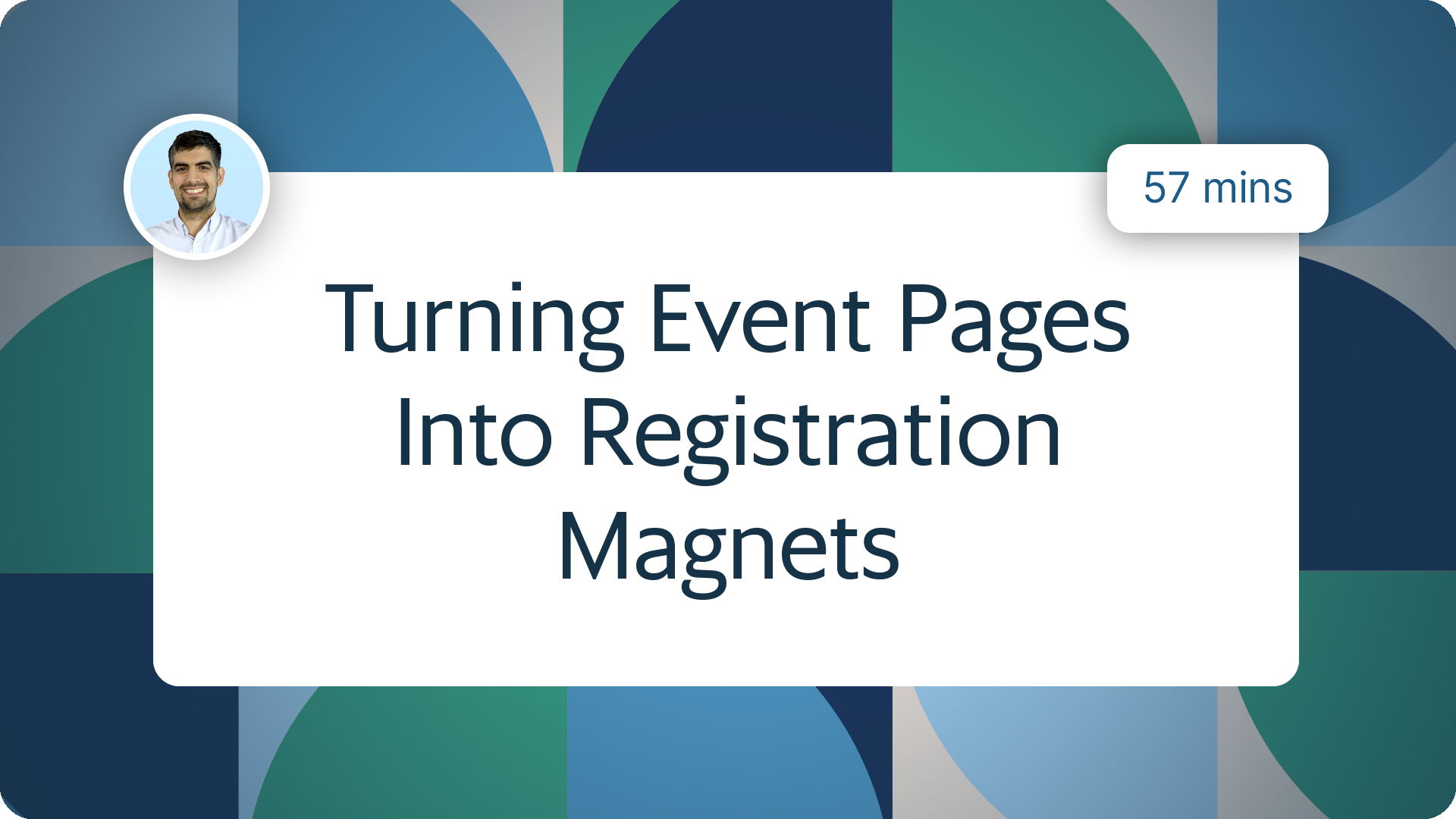 Turning Event Pages into Registration Magnets