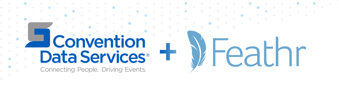 Feathrpartners with Convention Data Services